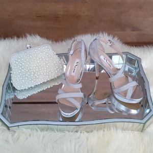 NEW Nina New York Stiletto Sandals